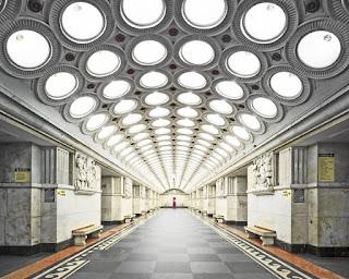 エレクトロザヴォーツカヤ駅