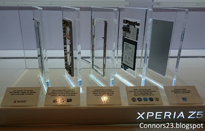 Xperia Z5's Design & Teardown