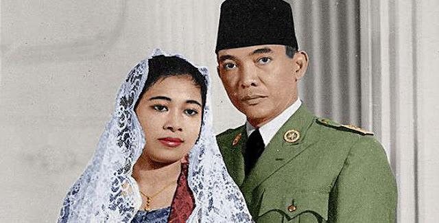 Fahri Ungkap Masa Lalu Bung Karno, Istri ke-3 dari Sumatera, Anak Dai