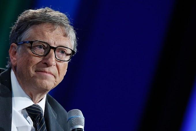 Bill Gates Mendedahkan Bahaya Besar Di Sebalik Simen