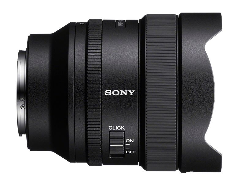 Sony FE 14mm f/1.8 GM