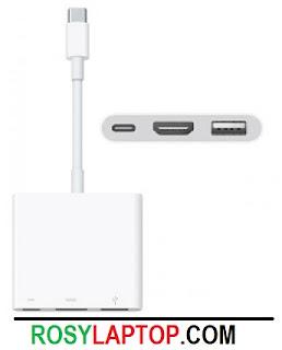 USB Type-C to USB 3.0, HDMI , USB type C
