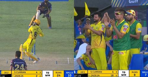 6,6,4,4... 19वें ओवर में रविंद्र जडेजा ने मचाया कहर, चेन्नई की हार को बदल दिया जीत में