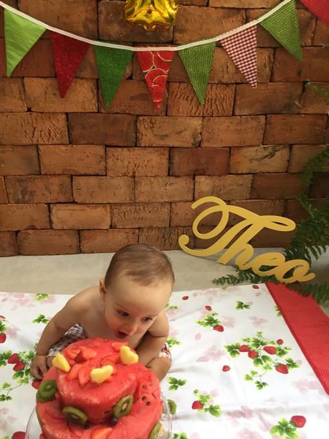 fotos de bebê feitas em casa