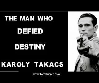 Inspiring Story : Karoly Takacs