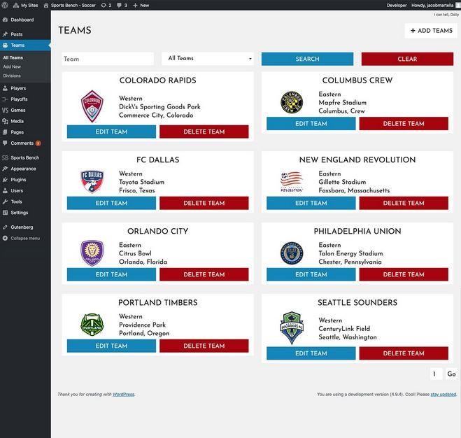 Top Best Paid Sports WordPress Plugins