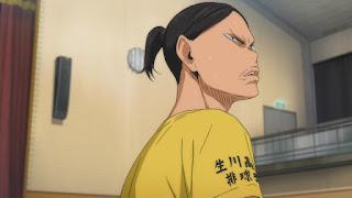 Hellominju.com : ハイキュー!! アニメ  生川高校バレー部 キャプテン 強羅昌己 | Gōra Masaki | Haikyū!! Captains PROFILE  | Hello Anime !