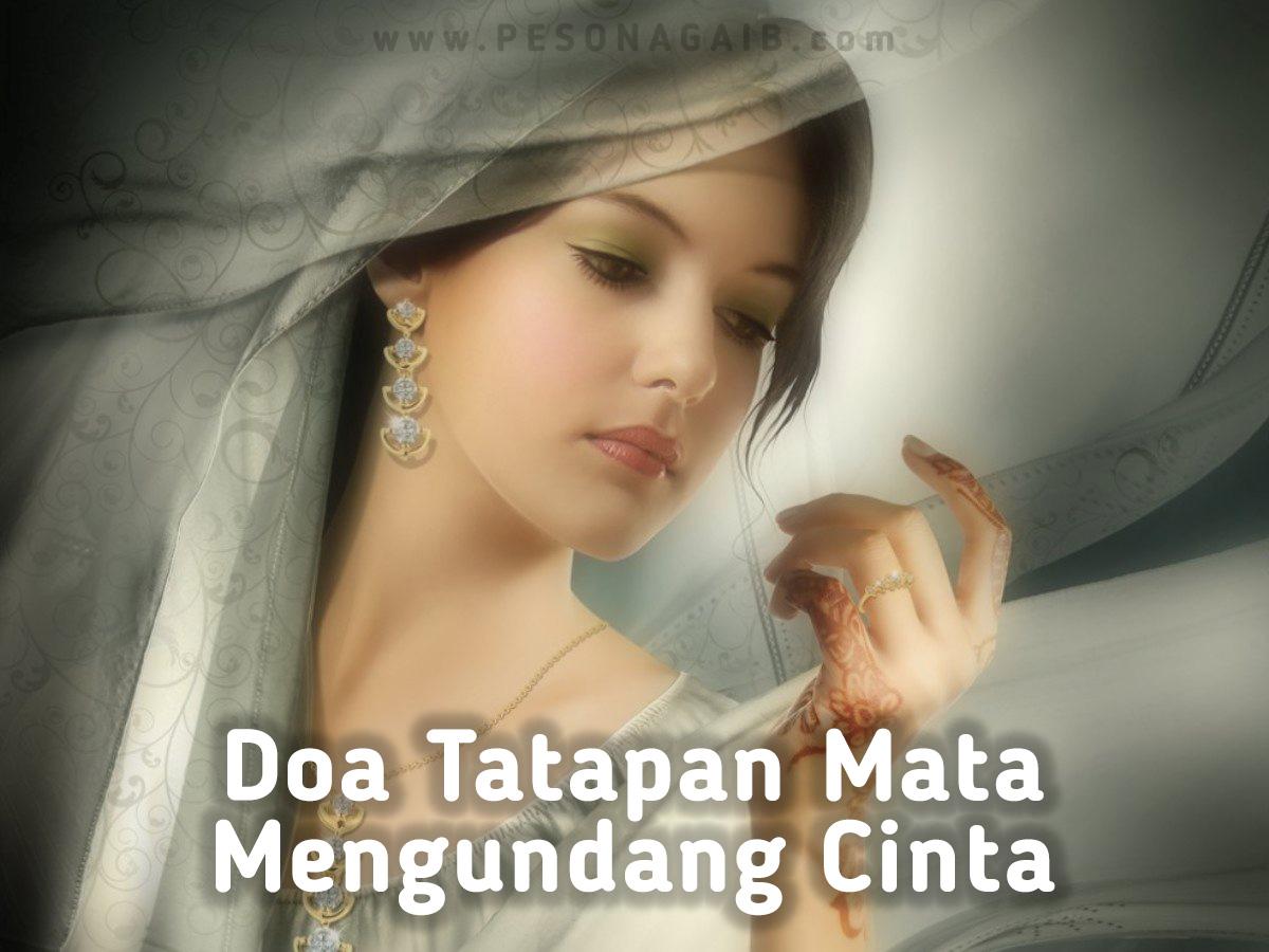 Doa Tatapan Mata Mengundang Cinta