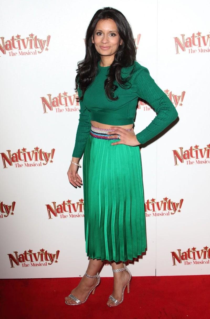 Sonali Shah Clicks at Nativity! The Musical Press Night Performance in London 12 Dec-2019
