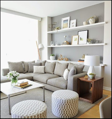 Shelves For Living Room Modern