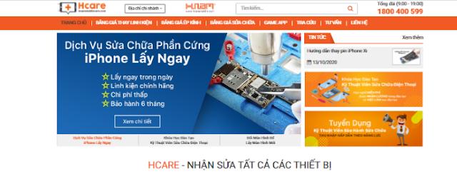 Những điều cần biết về Hnam Mobile Care