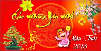 thư chúc mừng năm mới của anh phan đức linh