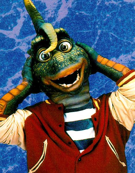 Dinosaurios Robbie Sinclair