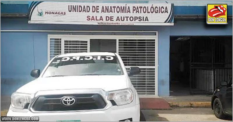 Una mujer y tres niños pequeños fueron degollados en Punta de Mata