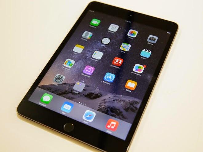 thay mới màn hình cho iPad mini 3