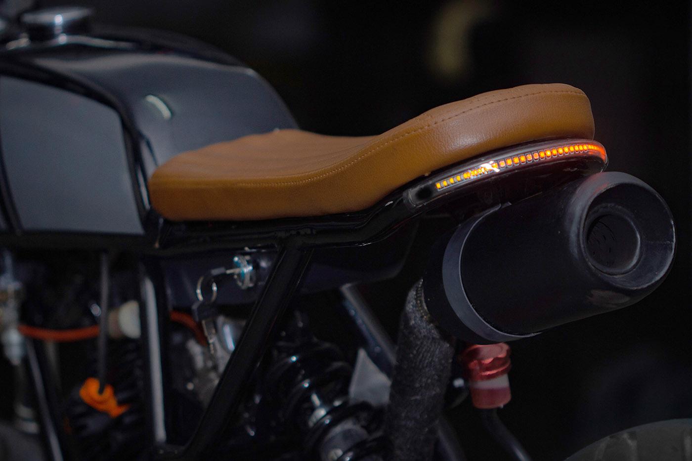 Rangka Belakang Yamaha Scorpio Custom Tracker