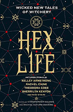 Hex Life: Wicked New Tales of Witchery edited by Christopher Golden and Rachel Autumn Deering