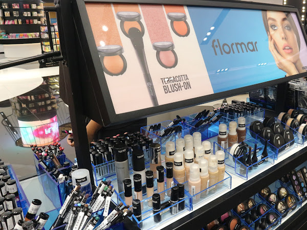 Flormar Rotating High Performance Volume Mascara | Tried and Tested Review