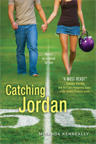 Catching Jordan by Mirander Kenneally