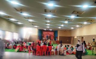 विवाह समारोह में 50 से अधिक व्यक्ति शामिल होने पर, हुसैन मैरिज गार्डन, मोमिनपुरा जमातखाना एवं मंगल परिसर पर एफआईआर दर्ज