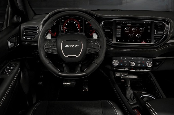 Interior Dodge Durango SRT Hellcat
