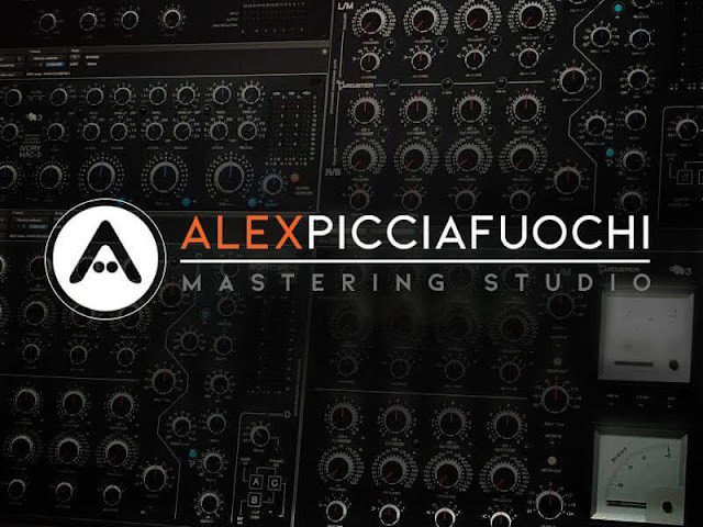 Alex Picciafuochi Mastering Engineer Techno, Melodic Techno, Tech House, EDM, Electro House, Bass House, G-House, Deep House, Future House, Dance, Pop-Dance, Pop, Pop-Rock, Jazz, Jazz-Rock, Fusion