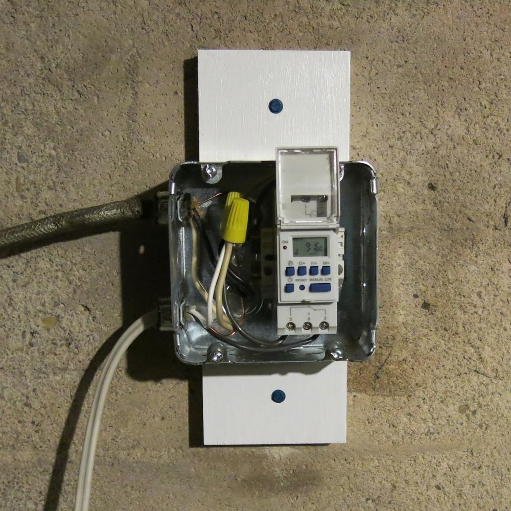 Georgesworkshop Water Heater Inhibit To Save Peak Time Of