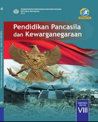 Buku PPKN Siswa Kelas 8 k13 2017