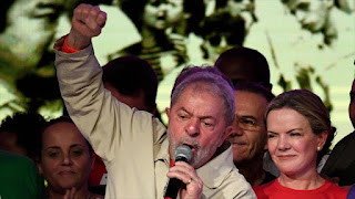 Sondeo: Lula ganaría elecciones de 2018 en todos los escenarios