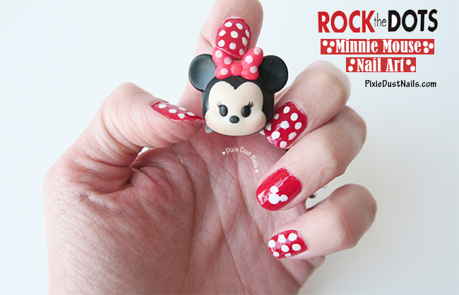 http://www.pixiedustnails.com/2017/01/rock-dots-minnie-mouse-nail-art.html
