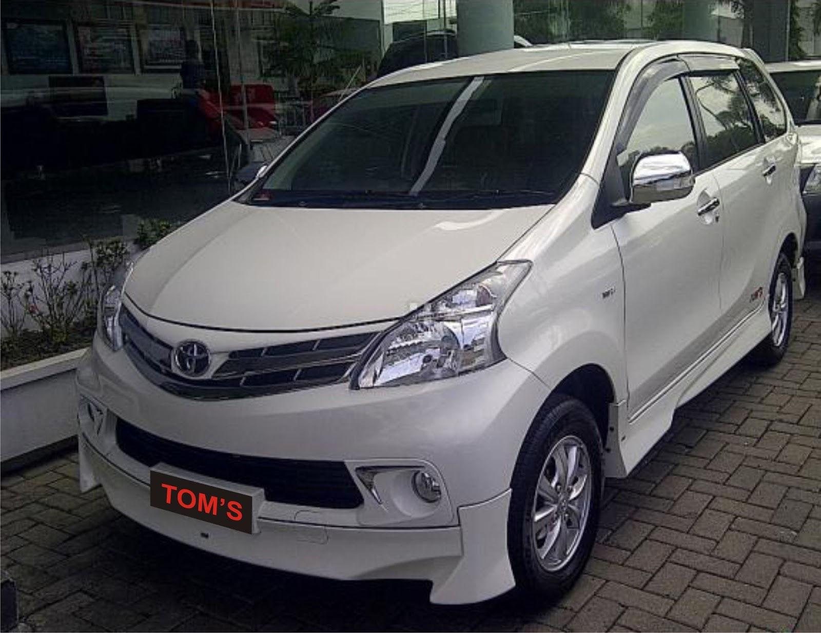 Dimensi Grand New Avanza All Alphard 2016 Toyota Magelang