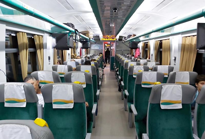Tudo sobre a viagem de Vitória a Minas com o Trem da Vale