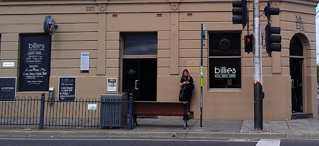 Billies at Mt Erica Hotel, Prahran