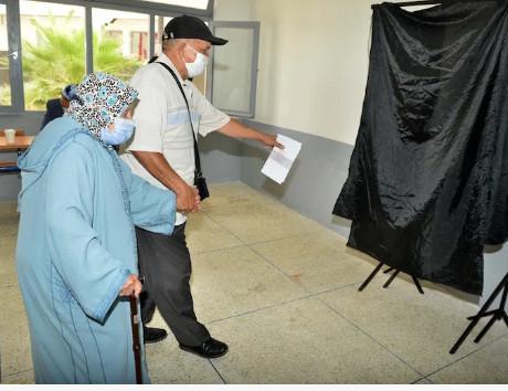 La participation électorale dépasse les 40% à M'diq Fnideq