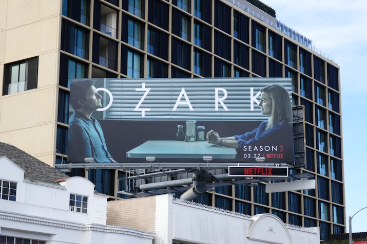 Ozark season 3 billboard