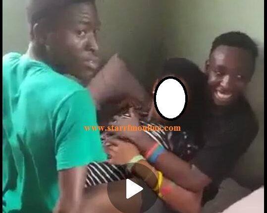 Police arrest 3 involved in viral gang rape video