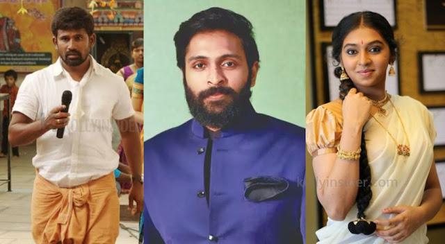 Vikram Prabhu and Lakshmi Menon pairs again for director Muthaiah