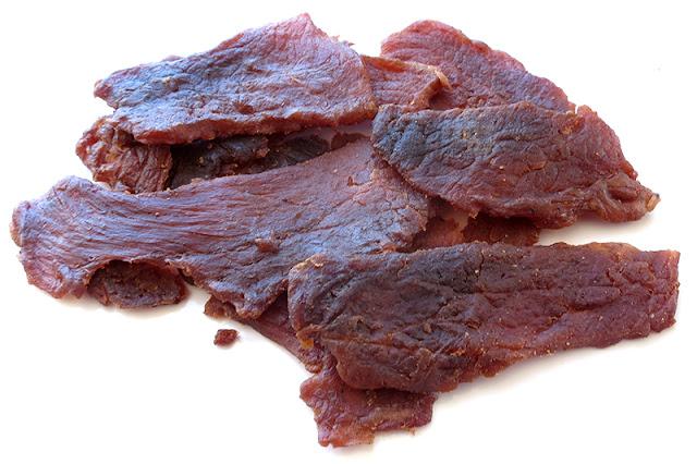 chinese spare rib jerky