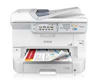 Epson WF‑8590DWF Télécharger Pilote Imprimante Gratuit