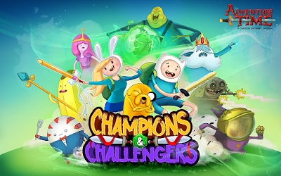 Champions and Challengers Mod Apk + Data Download