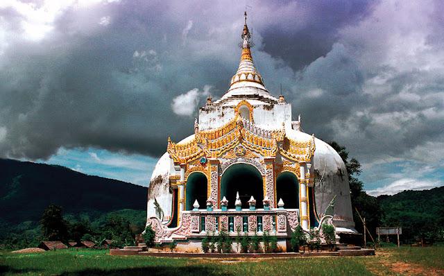 Mountain Pagoda