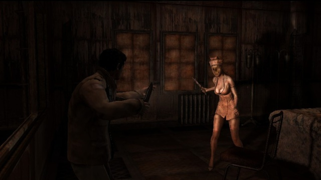 Download Silent Hill Homecoming PC Games Gameplay