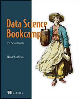 Data Science Bookcamp: Five Python Projects PDF