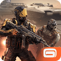 Modern Combat 5 eSports FPS (Unlimited Bullets/God Mode) MOD APK