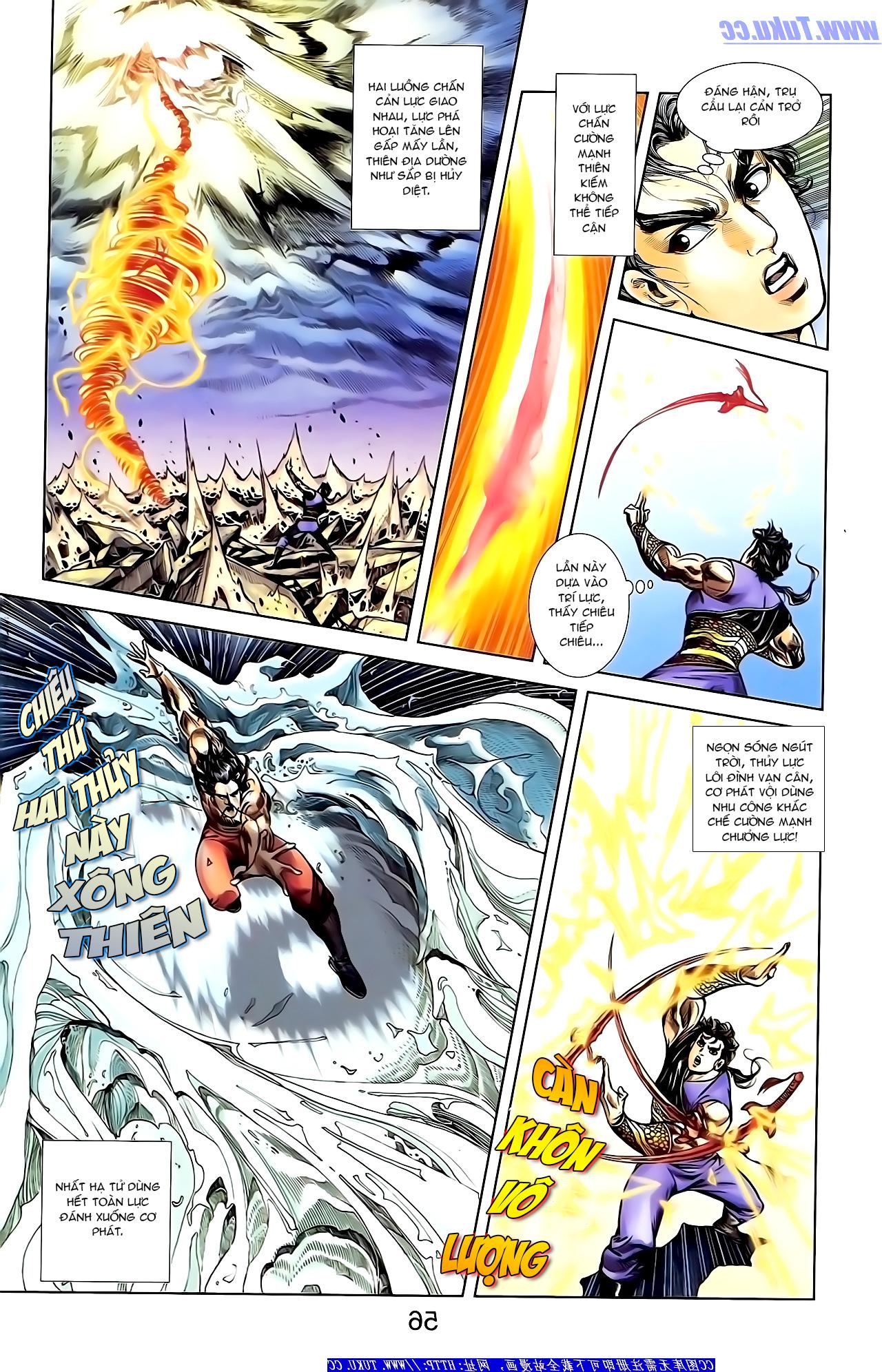 Cơ Phát Khai Chu Bản chapter 157 trang 20