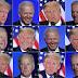Donald Trump y Joe Biden mantienen diferencias mínimas en los estados decisivos