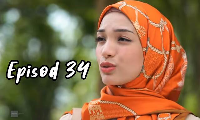 Drama Sabarlah Duhai Hati Episod 34 Full