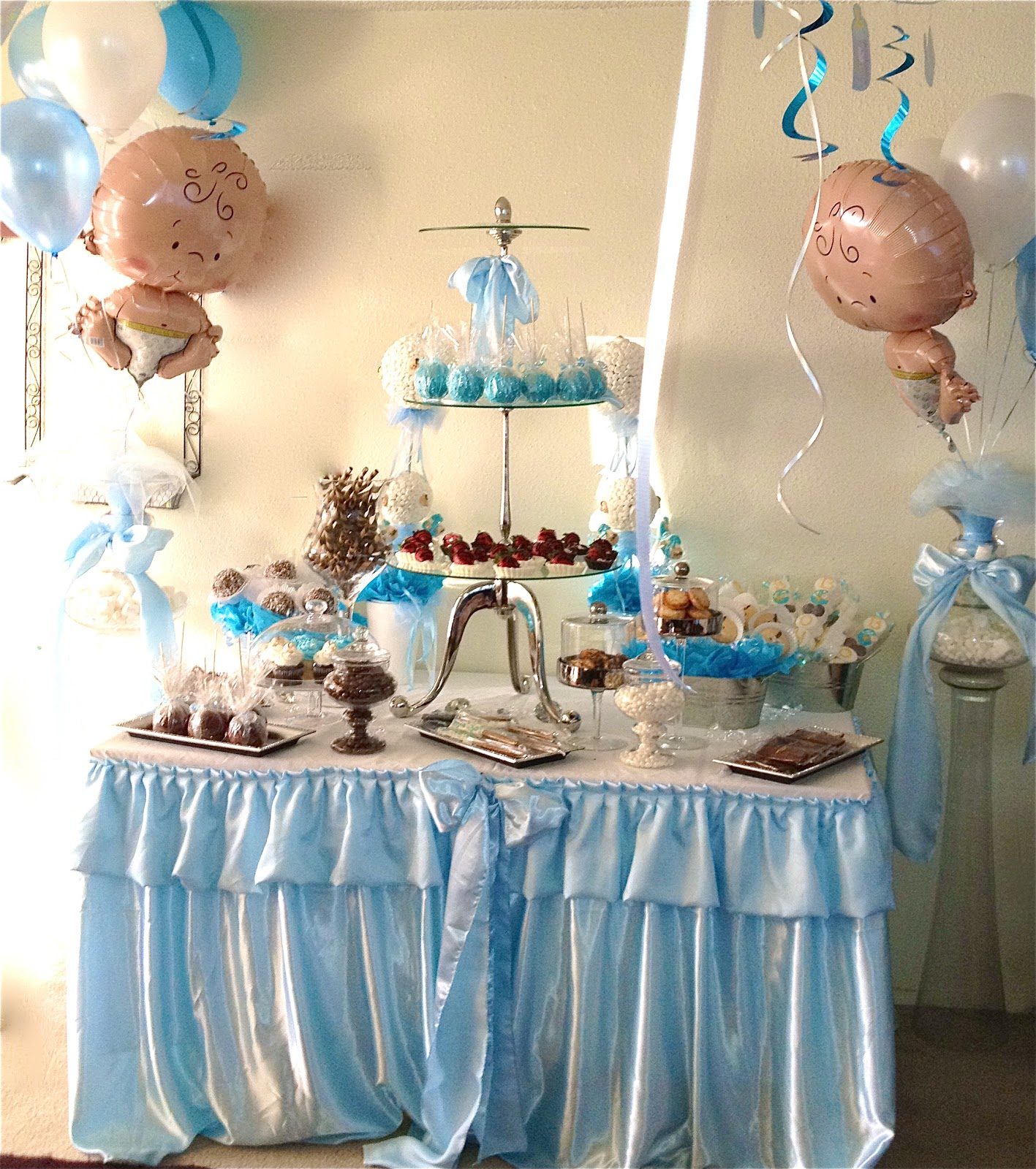 Candy For Baby Shower Ideas: Erika's Elegant Events: Candy Bar Tables