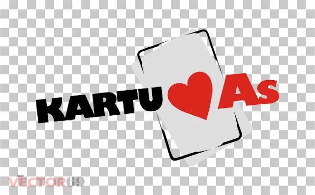 Logo KARTU As - Download Vector File PNG (Portable Network Graphics)