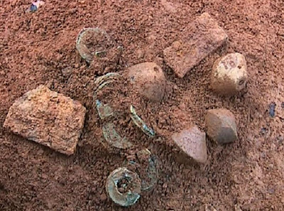 Han Dynasty tomb found in south China